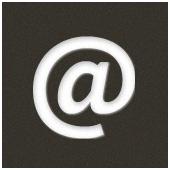 E-mail at (@)